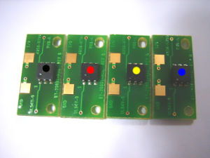 Toner Cartridge Chip for Konica Minolta Bizhub C451 C550 C650 K/M/Y/C