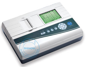 Single Channel Electrocardiograph (ECG-10A) pictures & photos