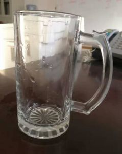 High Quality Bottom Shot Glass Mug Wigh Good Price Kb-J00125 pictures & photos