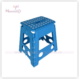 29*22*4 5cm Sturdy Plastic Foldable Tall Chair pictures & photos