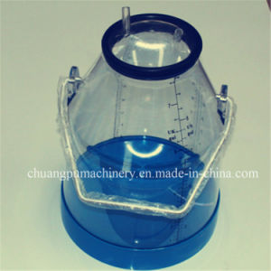 Milking Pails with Scale Plastic Material 32L Capacity pictures & photos