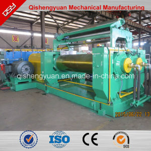Xk-560 Open Two Roll Mixing Mil for Rubber Sheet Production pictures & photos