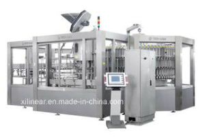 Automatic Filling Machine for Small Pet Bottle