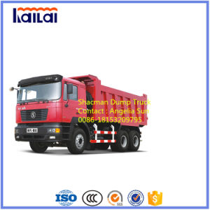 Camion 30t China Shacman 6X4 290HP Dump Truck 2017 Hot Popular pictures & photos