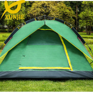 Durable Pop up 3-4 Person Automatic Outdoor Camping Tent