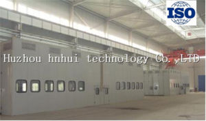 Water Curtain Spray Booth with Good Quality pictures & photos