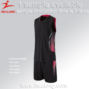 Custom Uniforms Basketball Sets Team Jerseys Design pictures & photos