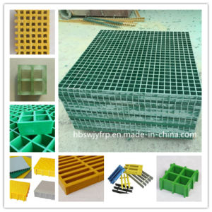 Various Type Molded and Pultruded Grating pictures & photos