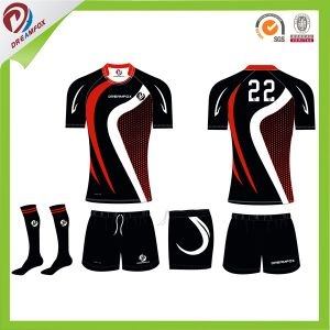 Best Quality Custom Made Sublimated Rugby Uniform Sublimated Rugby Jerseys pictures & photos