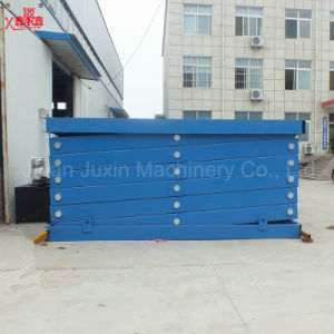 Electric Scissor Lift Table with Factory Price pictures & photos