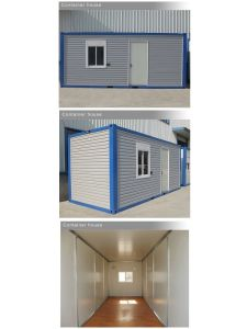 Prefab Mobile Container House (RAY-PCH-233) - China Container House