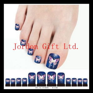 Fashionable Nail Tattoo Sticker pictures & photos