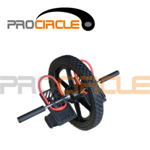 Crossfit Abdominal Wheel Ab Roller Exercise Ab Wheel (PC-PW1002) pictures & photos