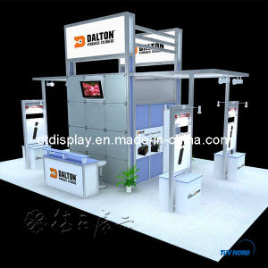 Exhibits Booth 20′x30′ 6m*9m (DT000280)
