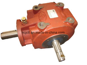 1 3 Ratio 65HP Direction Changing Lawan Mower Gearbox pictures & photos