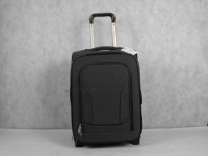 "Popular Polyester 600d 20"" Universal Wheel Travel Luggage Bag pictures & photos"