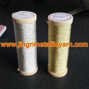 SGS Approved Metallic Yarn pictures & photos