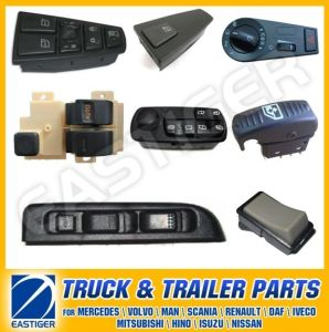 Over 500 Items Truck Parts for Power Window Switch pictures & photos