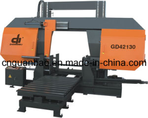 Gantry Double Colunm Band Saw Machine for Nonferrous Material Gd42120 pictures & photos