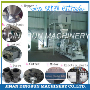 Stainless Steel Large Capacity Fish Feed Extruder Machine pictures & photos