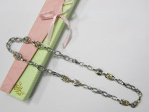 Fashion High Quality 316L Stainless Steel Chain pictures & photos