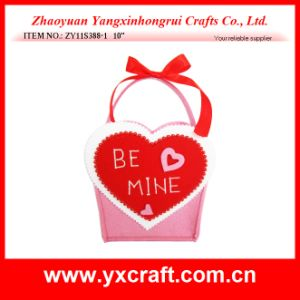 Valentine Decoration (ZY11S388-1) Wedding Gift Bag with Varabow Valentine Supply pictures & photos