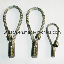 Precast Concrete Lifting Loops with Ring Cable for Construction Parts (2.5T) pictures & photos