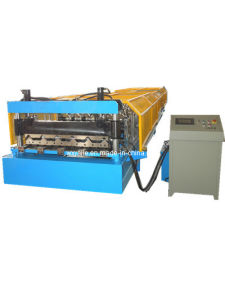 Corrugated Roof Sheet Roll Forming Machine with Guide Pin