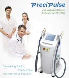 Medical Ce Approval IPL RF Elight Laser Hair Removal Machine pictures & photos