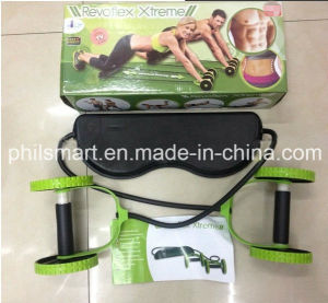Revoflex Xtreme Abdominal Trainer Exercise Power Ab Wheels pictures & photos