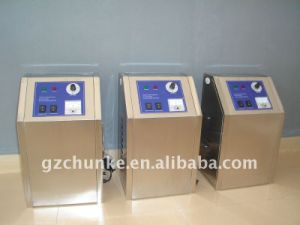 Chunke Stainles Steel Ozone Generator Medical pictures & photos