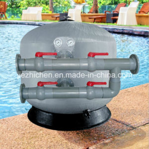 Swimming Pool Sand Filter (side-mount valve) pictures & photos