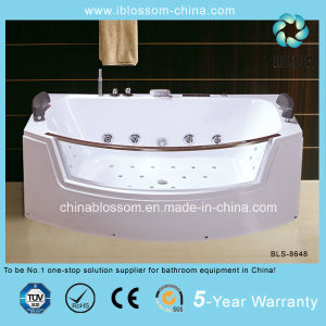 Freestanding Jacuzzi/SPA Bathtub Air Bubble Whirpool Massage Bathtub (BLS-8648) pictures & photos