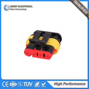 Tyco Superseal Connector Waterproof for Automotive Lighting System 282088-1 pictures & photos