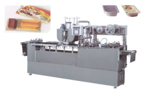 Fruit Jam Chocolate Cheese Blister Packing Machine (DPB250) pictures & photos