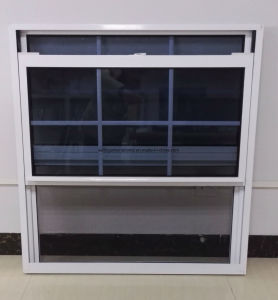 Double Hung Window - PVC Window pictures & photos