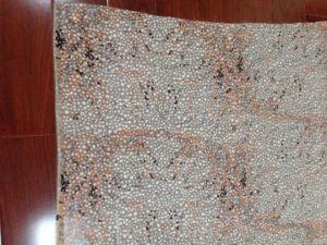 Burnout Printed Woven Fabric/Textile (RTBP006) pictures & photos