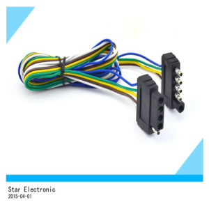 China Factory Trailer Lighting Wire Harness pictures & photos
