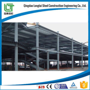 Prefab Steel Structure Construction Warehouse Building pictures & photos
