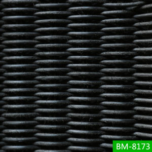 Weather Resistance Outdoor Quality Rattan Imitation Fiber Furniture Component (BM-8173)