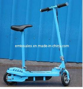 4.5ah 24V 120W Motor Drum Braked Children Electric Scooter (et-es009) pictures & photos