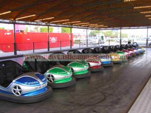Game Machine Bumper Cars (NC-PC015) pictures & photos