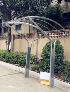 Bicycle Carport with Racks and Shelters (custom made) pictures & photos