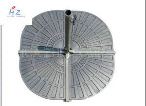 Hz-Dz11 Resin Base Fit for Garden Umbrella Base Outdoor Umbrella Base Parasol Base Patio Base Sun Umbrella Base pictures & photos