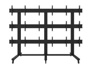 """Video Wall Stand 9 Screens 40-55"""" (3*3) (AW 900) pictures & photos"""