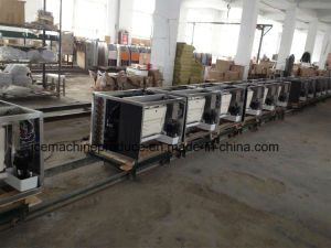 150kgs Commercial Ice Cube Machine for USA Market pictures & photos