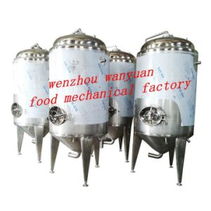 Steam Heating Fermentation Tank pictures & photos