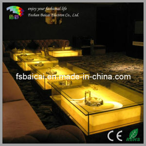 LED DMX Acrylic Table pictures & photos