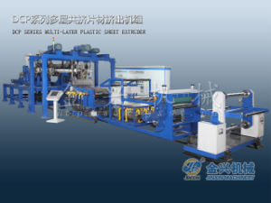 DCP110/75/65/45 Five Layer Sheet Extruder Machine pictures & photos