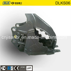 Superior Quality Hydrauli Grab Bucket Is Suitable for Excavator in 12-16 T pictures & photos